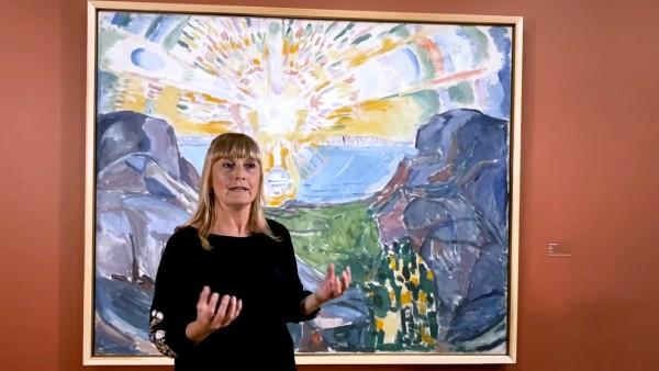 Art Historian and Curator Kari J. Brandtzæg