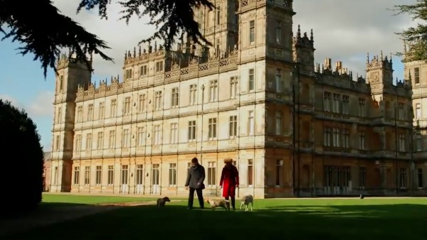 Finse Comes Home to Highclere