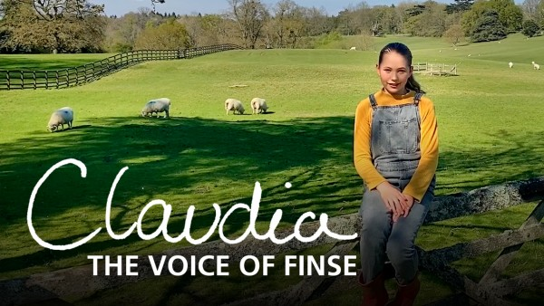 Claudia - The Voice of Finse