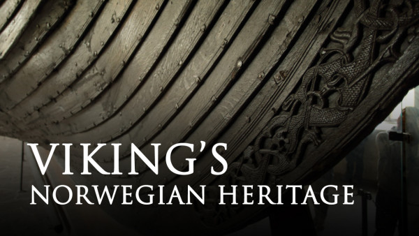 Viking's Norwegian Heritage