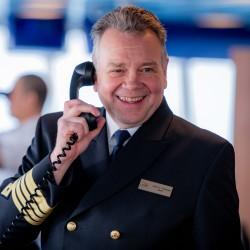 Captain Atle H. Knutsen