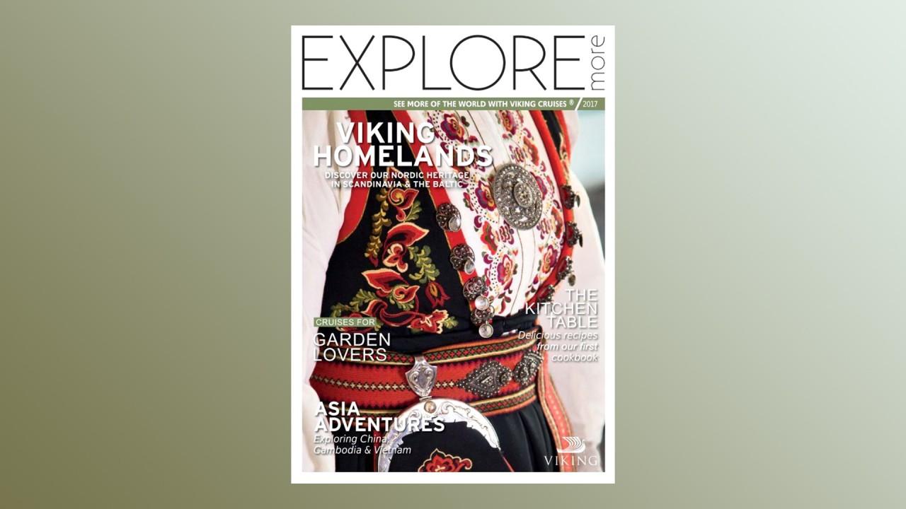 Explore More Magazine 2017