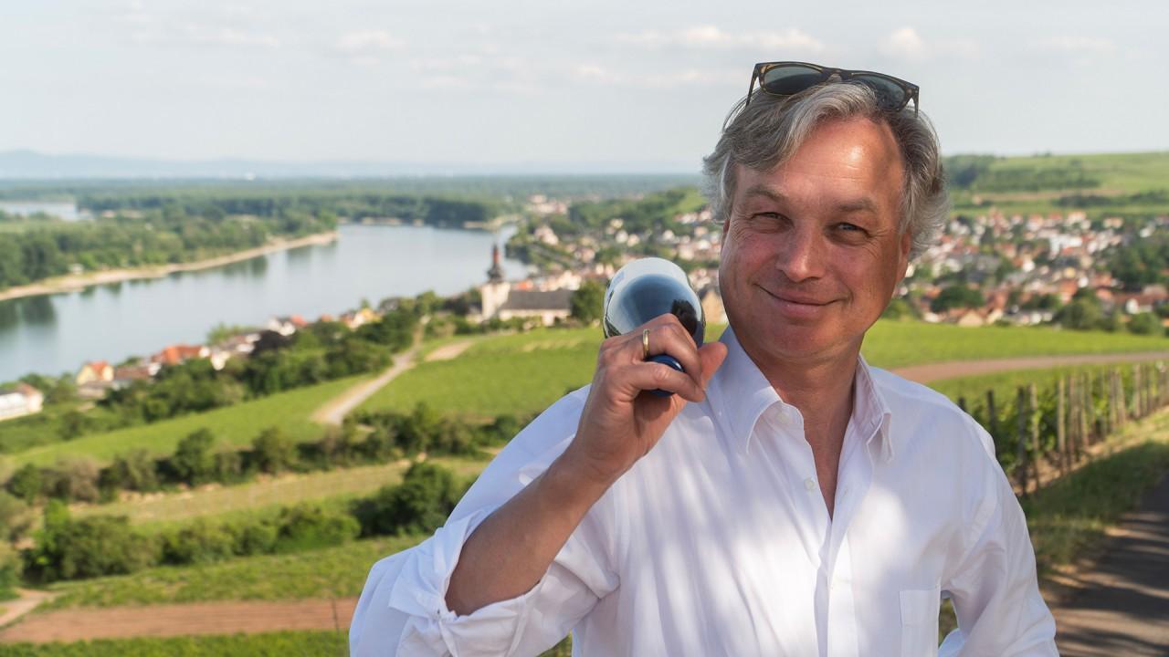 Explore the World of Wine with Bartholomew Broadbent and Louis Konstantin Guntrum