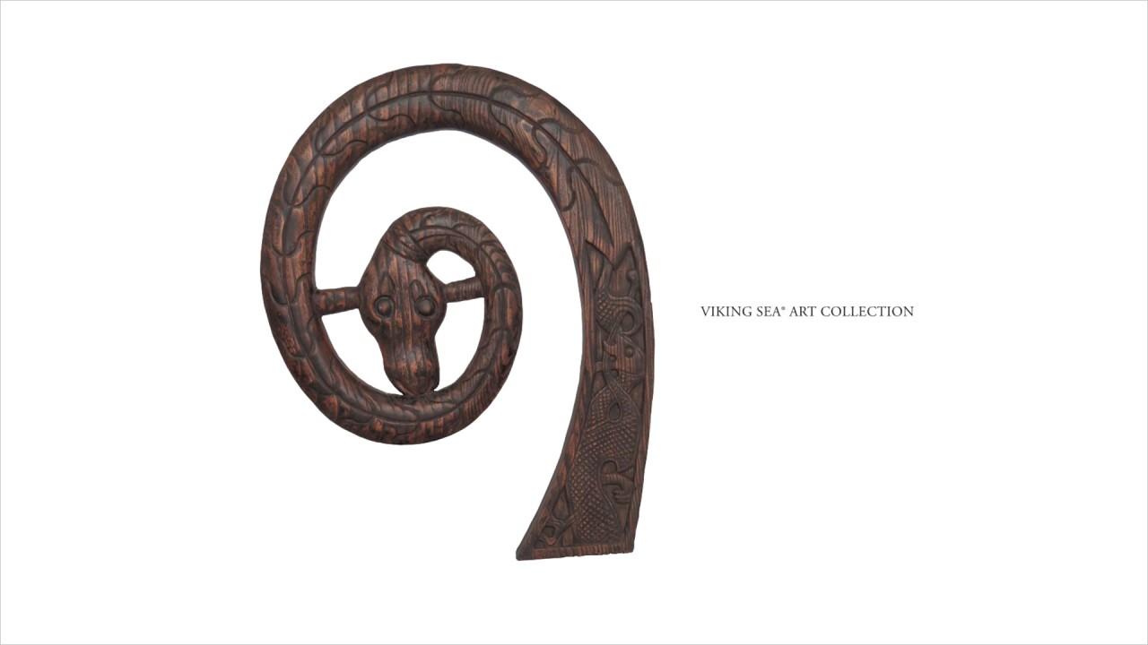 Viking Sea Art Collection