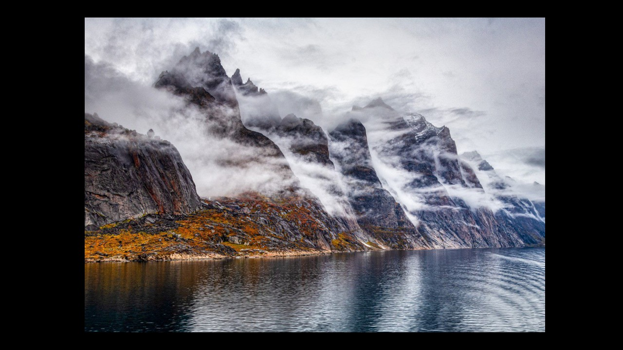 Foggy Fjords